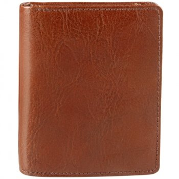 Small Show Card Wallet w/ ID Wing