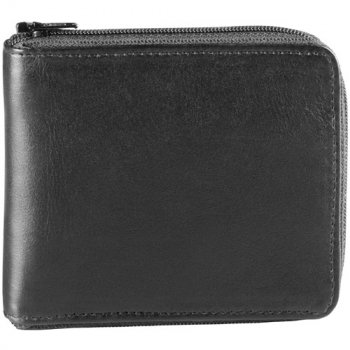 Full Zip Billfold w/ Change Pocket