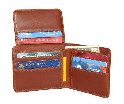 Billfold Credit Card Wallet