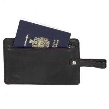 Anti-Theft Passport Wallet