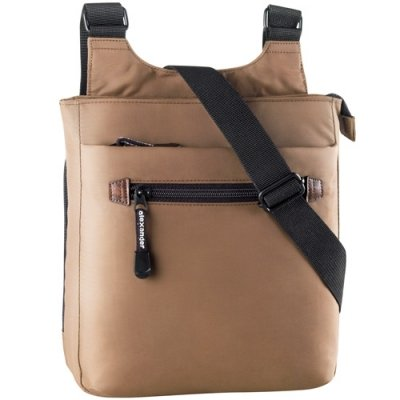 Top Zip Front Flap Organizer