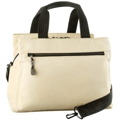 Top Zip Tote with Multi-Compartment