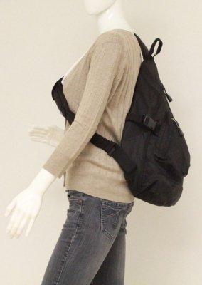 Front Zip Body Sling Bag