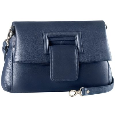 Envelope Flap w/ tab close, shoulder handbag