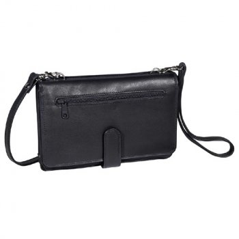 Deluxe Clutch w/ Detachable Strap