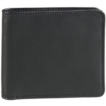 Credit Card Billfold w/ Twin ID Wing