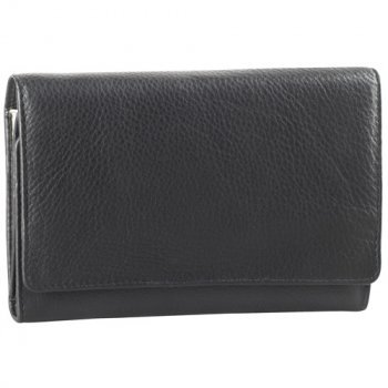 Large Credit Card Clutch & Cheque Book