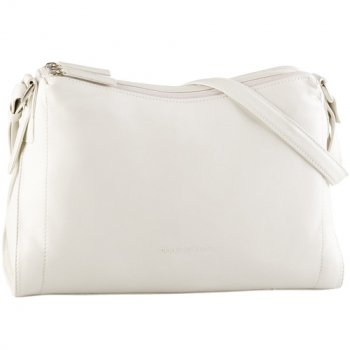Double Top Zip Handbag