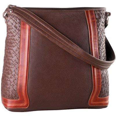 90fea672d1 Large Two Top Zip Shoulder Bag