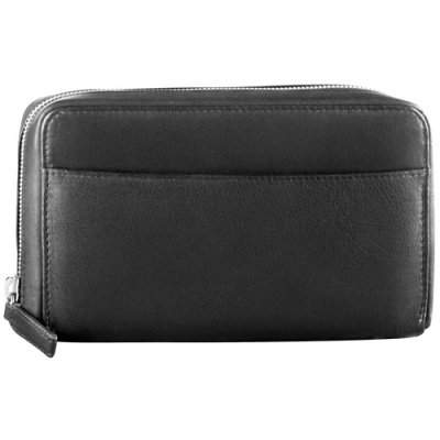 Medium Full Zip Organizer Clutch Wallet