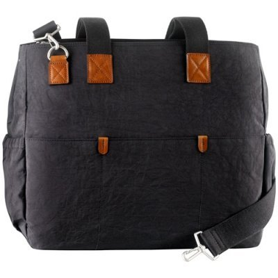 Top zip carry on tote bag