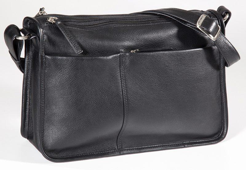 5b5fec4852e9 EW Twin Top Zip Shoulder Bag